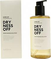 Гидрофильное увлажняющее масло Missha Super Off Cleansing Oil Dryness Off, 305 мл