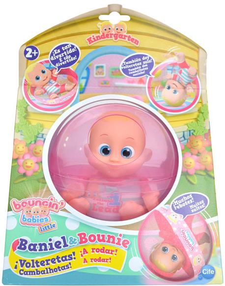 Кукла Baniel в шаре качается