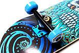 Скейтборд Fish Skateboard Eye Neptune, фото 3