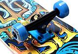 Скейтборд Fish Skateboard Eye Neptune, фото 4
