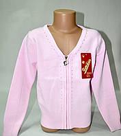 Кофта Many&Many розовая, на молнонии., фото 1