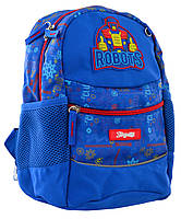 """Рюкзак детский 1 Вересня K-20 """"Robot"""""""