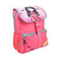 Рюкзак школьный Yes для девочки 10-13 лет Santoro Summer, 29х39х13