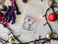 Чехол с принтом Кота c Улыбкой на Meizu M5 S