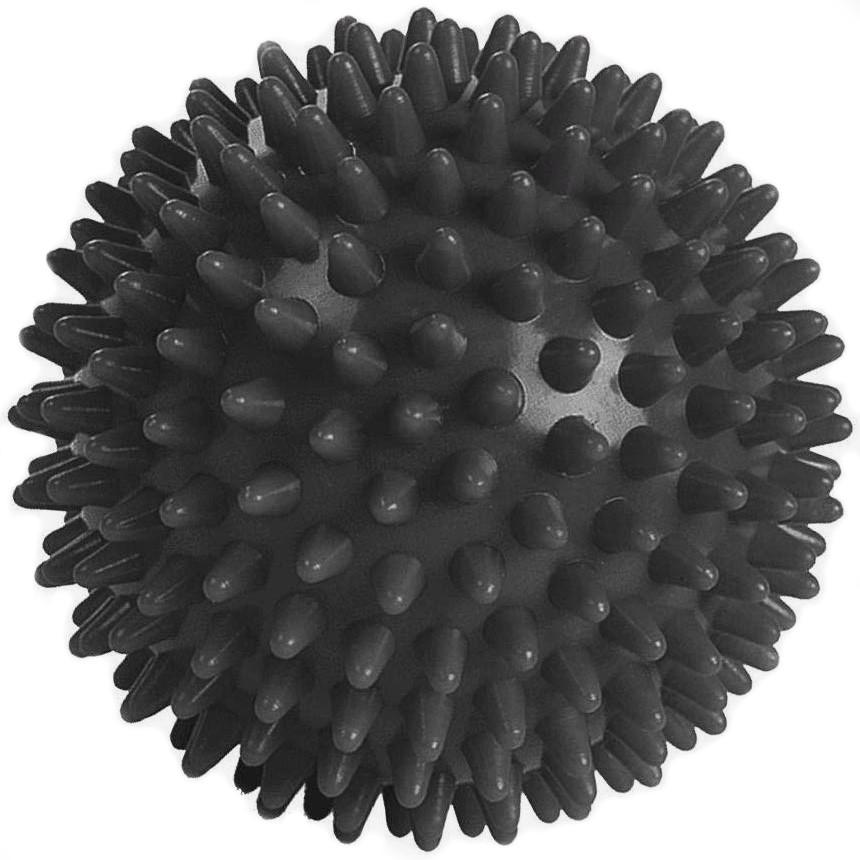 мяч массажер с шипами