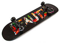 Скейтборд для трюков Scale Sports  Beauty, фото 1