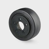 Приводное колесо к складской технике