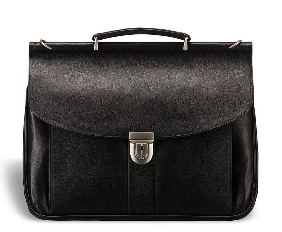 Мужской кожаный портфель Blamont Bn017A