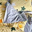 Подростковое постельное белье  449 ТМ Вилюта, сатин, фото 2