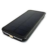 Чехол с солнечной батареей IPhone Black 2800 mAh