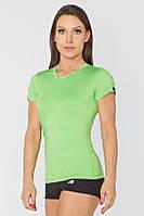 Женская спортивная футболка Radical Capri S Зеленая (r0833)