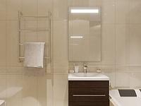 Зеркало с LED подсветкой, 400х700мм, L34, фото 1