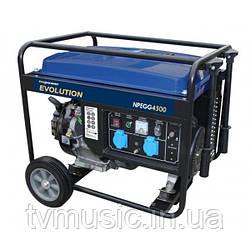 Бензиновый генератор NuTool NuPower Evolution NPEGG 4500