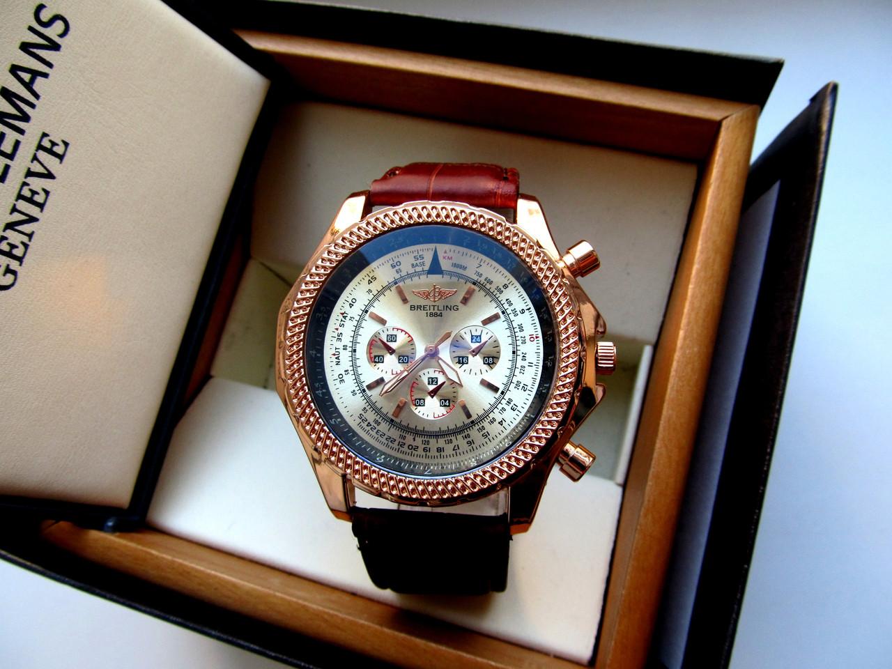 Часы Breitling Navitimer отзывы