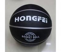 Мяч баскетбольный резиновый 520г BT-BTB-0018