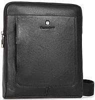 Функциональная сумка через плечо мужская кожаная Blamont P7912031, фото 1