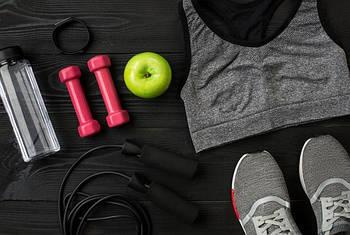 Товары для йоги и фитнеса