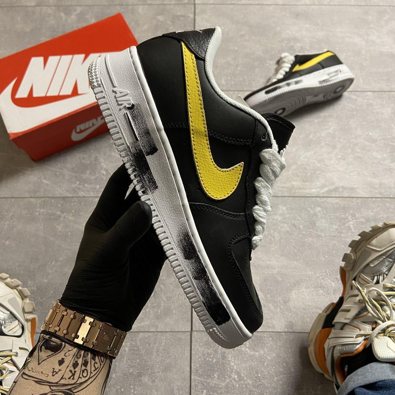 Кроссовки женские Nike Air Force 1 Low G-Dragon. ТОП КАЧЕСТВО!!! Реплика класса люкс