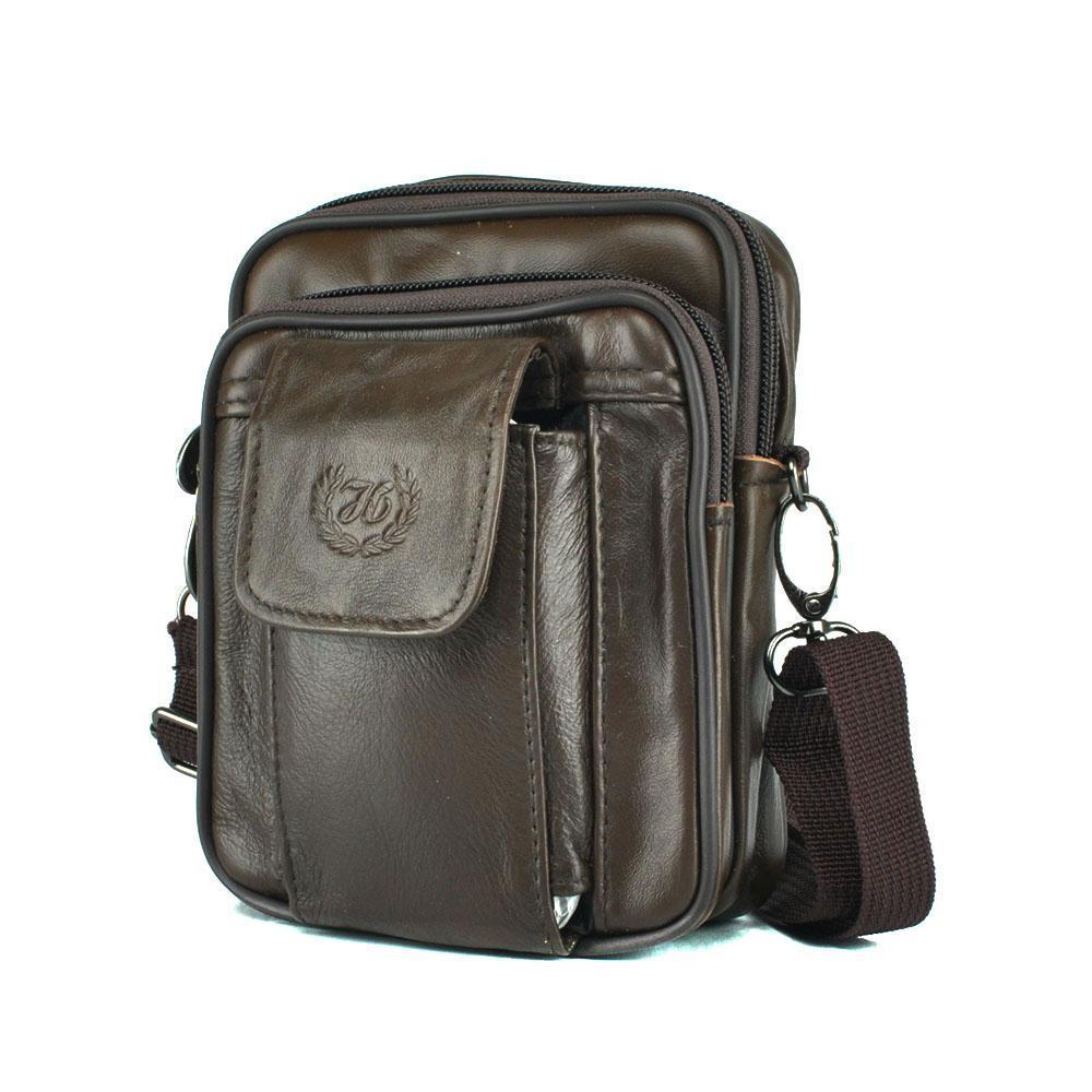 Мессенджер HD Leather NM24-358C