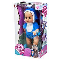 Детская кукла пупс беби борн: пьет водичку, ходит на горшок, можно купать