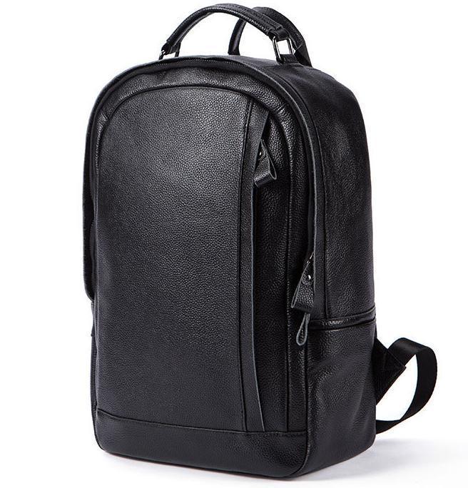 Рюкзак кожаный Tiding Bag A25-8834A