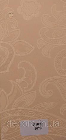 Рулонні штори Міні Z1099-2070 40см., фото 2