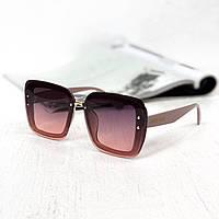 Женские солнцезащитные очки с поляризацией (5599) rose