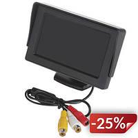 Монитор для камеры заднего вида Terra LCD Color 4.3 дюйма (FL-129)