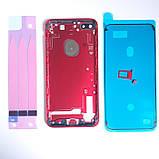 Корпус Novacel для Apple iPhone 7 Plus Red, фото 2