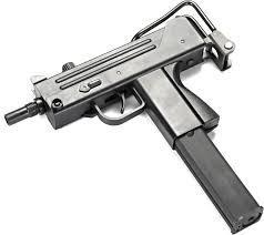Пистолет пневматический SAS Mac 11 4,5мм