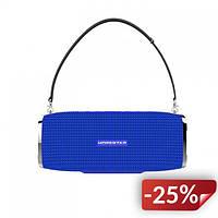 Портативная Bluetooth колонка Hopestar A6 с влагозащитой Blue USB FM (FL-413)