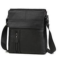 Мужская кожаная сумка через плечо Tiding Bag M38-1713A, фото 1