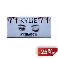 Палитра теней Kylie kyshadow The burgundy palette