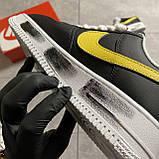 🔥ВИДЕО ОБЗОР 🔥 Кроссовки Nike Air Force 1 Low G-Dragon Найк Аир Форс Драгон 🔥 Найк женские кроссовки 🔥, фото 7