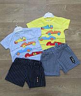 Летний костюм для мальчика турецкий,детский турецкий трикотаж.детская одежда Турция,интернет магазин,хлопок