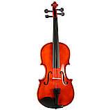 Скрипка Rafaga AC+ пюпітр, учнівський набір, фото 3