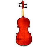 Скрипка Rafaga AC+ пюпітр, учнівський набір, фото 5