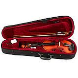 Скрипка Rafaga AC+ пюпітр, учнівський набір, фото 2