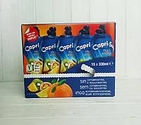 Сок мультифруктовый Capri-Sun (коробка 15шт*330ml) (Германия)