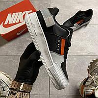 🔥ВИДЕО ОБЗОР 🔥 Кроссовки Nike Air Force 1 Type Black Hyper Crimson Найк Аир Форс 🔥 Найк мужские кроссовки