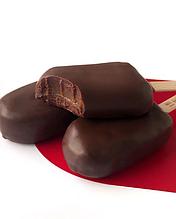 Десерт заморожений Брауні (солона карамель в молочному шоколаді) TM Mr. Pops