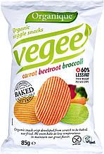"""Картопляні снеки """"Vegee"""" 85г (без глютену) ТМ Mclloyd's"""