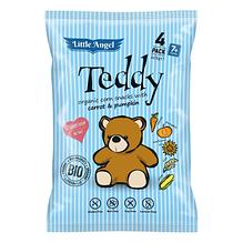 """Кукурудзяні снеки """"Teddy"""" 30г (без глютену) ТМ Mclloyd's"""