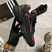 🔥 ВИДЕО ОБЗОР 🔥 Adidas Yung 1 Black x Burberry Адидас Янг 1 Барбери 🔥 Адидас мужские кроссовки 🔥