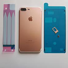 Корпус Novacel для Apple iPhone 7 Plus Rose Gold