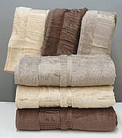 Бамбуковые полотенца банные 70х140 (от 1шт) 550г/м2 (TM Zeron) Agac  Bamboo, Турция