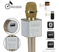 Караоке - микрофон MicGeek Q9 беспроводной