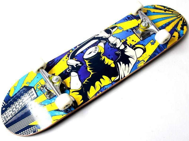 Скейтборд для трюков Skateborde