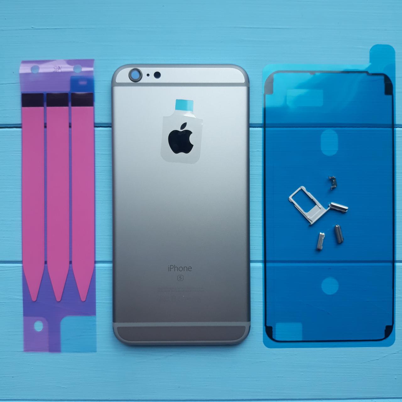 Корпус Apple iPhone 6S Plus 5,5 Space Gray