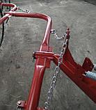 Грабли ворошилки Солнышко на 4 колеса спица ∅6 мм на трактор Грабарка, гребка, сінограбарка, фото 3